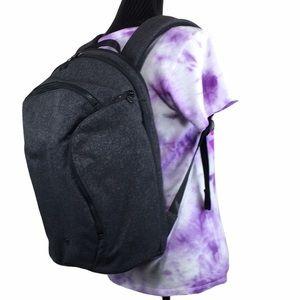 Lululemon Define Heather Black Backpack Like New